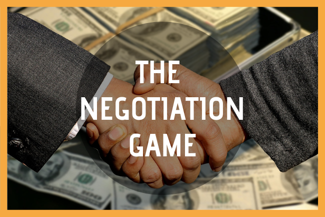 Negotiation Game