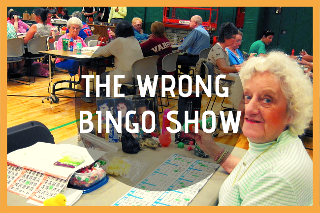 The Wrong Bingo Show