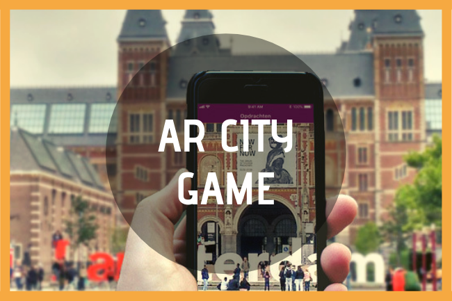 AR City Game