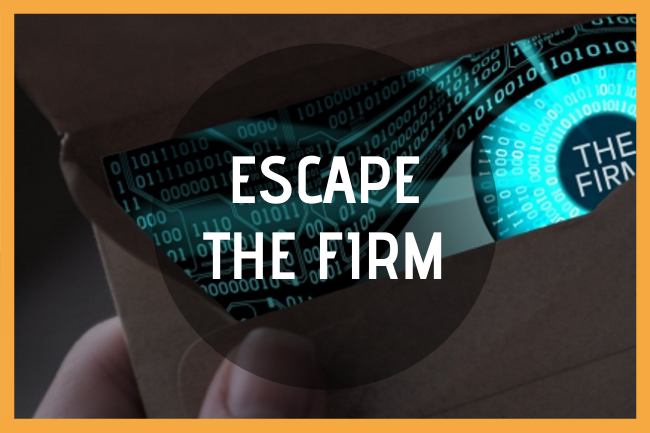 Escape The Firm